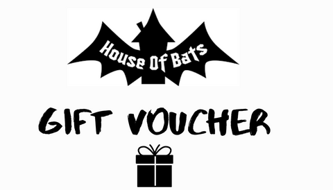 House Of Bats Gift Card