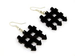 Portcullis Earrings
