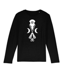 Coven Kids Long Sleeved T Shirt Black
