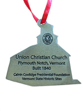 Load image into Gallery viewer, Union Christian Church Christmas Ornament