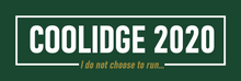 Load image into Gallery viewer, Coolidge 2020 Campaign Collection (shirt, mask, & sticker)