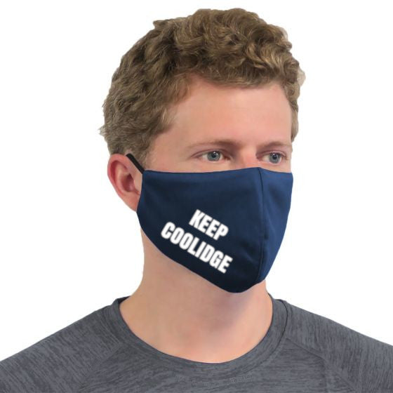 Keep Coolidge Mask