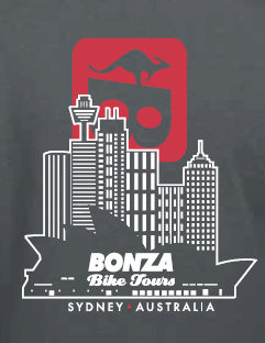 Men's Bonza Tee Grey