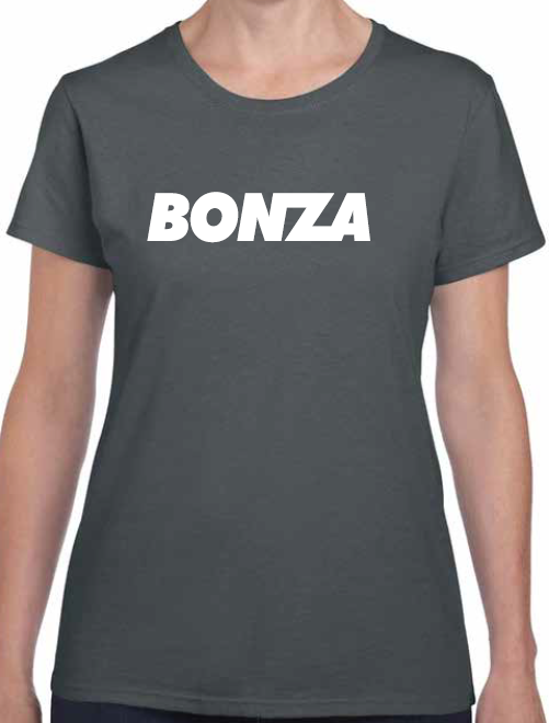 Women's Bonza Tee Grey