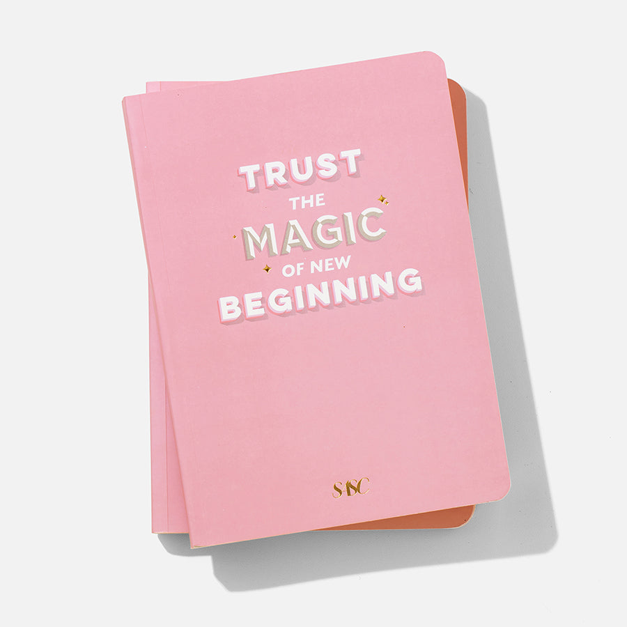 SASC MAGIC BEGINNING PLANNER