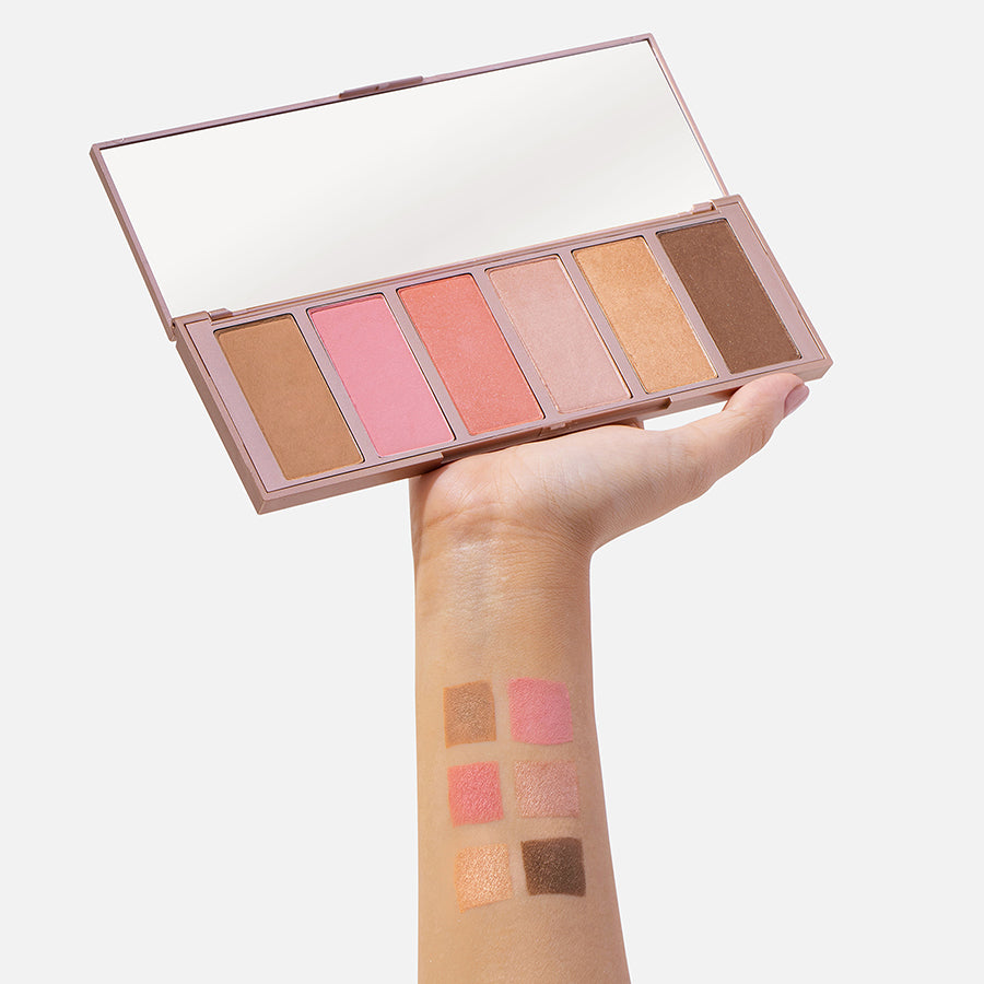 PERFECT EYE & FACE PALETTE - MAGNIFICENT X MALVAVA