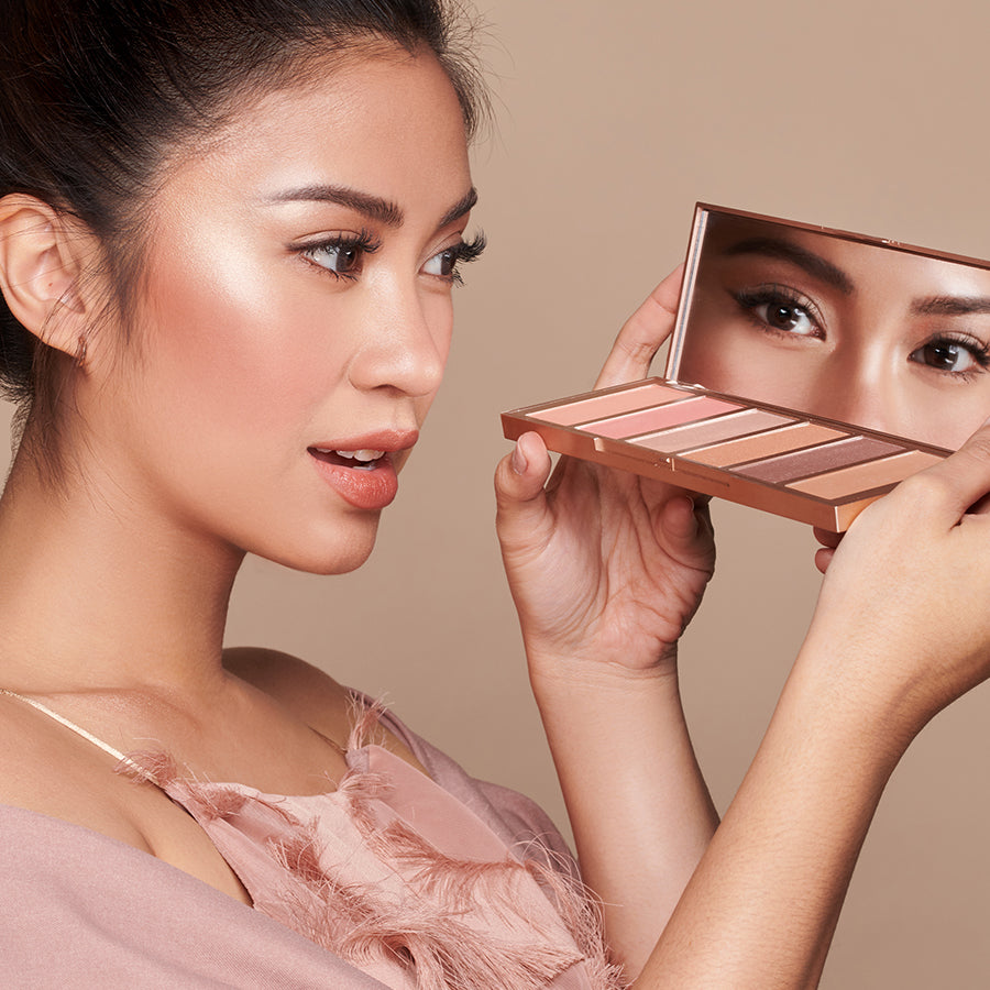 PERFECT EYE & FACE PALETTE - TRULY' MAZING X TYNA KANNA MIRDAD
