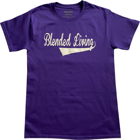 Varsity T-Shirt (Purple)
