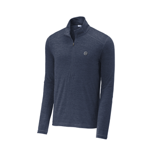 Sport-Tek® Exchange 1.5 Long Sleeve 1/2-Zip