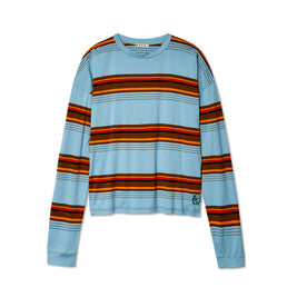 Marni Men's Striped L/S Tee (Arctic)