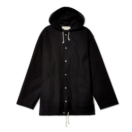 Marni Men's Lightweight Parka (Black)