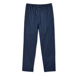 Balenciaga Mens Striped Pyjama Pants (Blue)