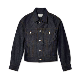 Dries Van Noten Men's Vilsoni Jacket (Indigo)