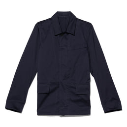 Dries Van Noten Men's Riggs Coat (Indigo)