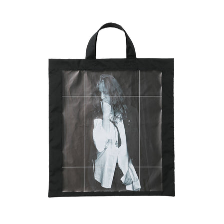 Comme Des Garçons And Switch X Patti Smith Tote (Black)