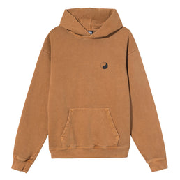 Stussy x Our Legacy Yin Yang Pig. Dyed Hoodie (Caramel)