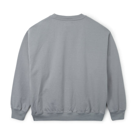 Rassvet Mens Printed Sweatshirt (Grey)
