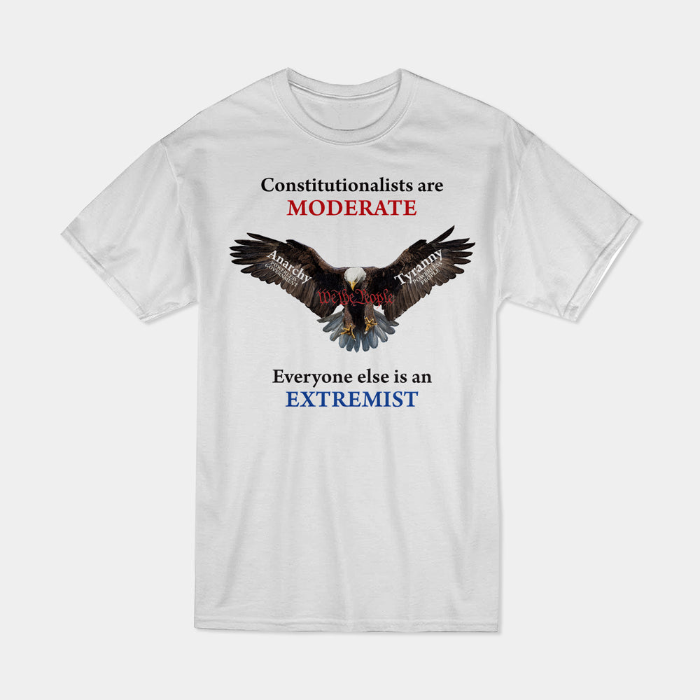 Constitutional Eagle T-Shirt