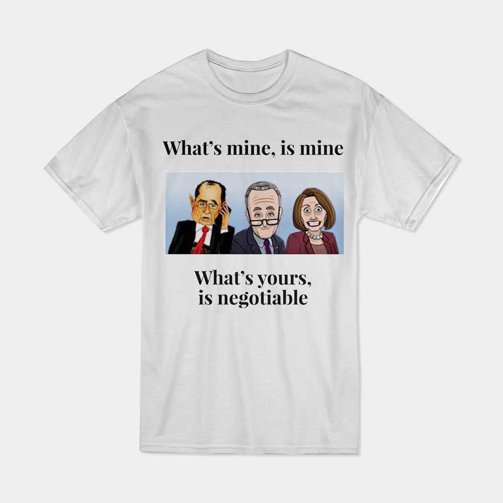 Negotiations T-Shirt