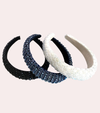 The Celine Headband is flawless for styling, tying, or adding something different to your current hair.