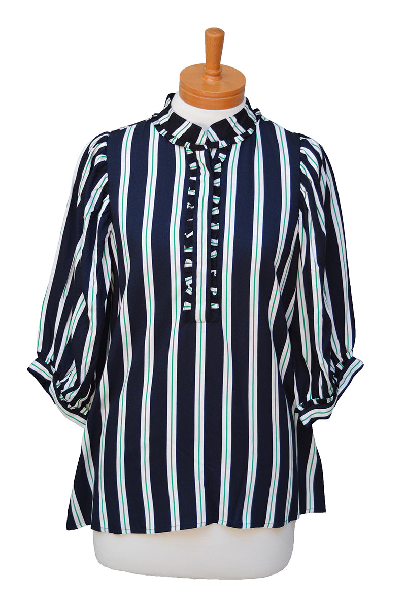 Dolly Stripe Blouse