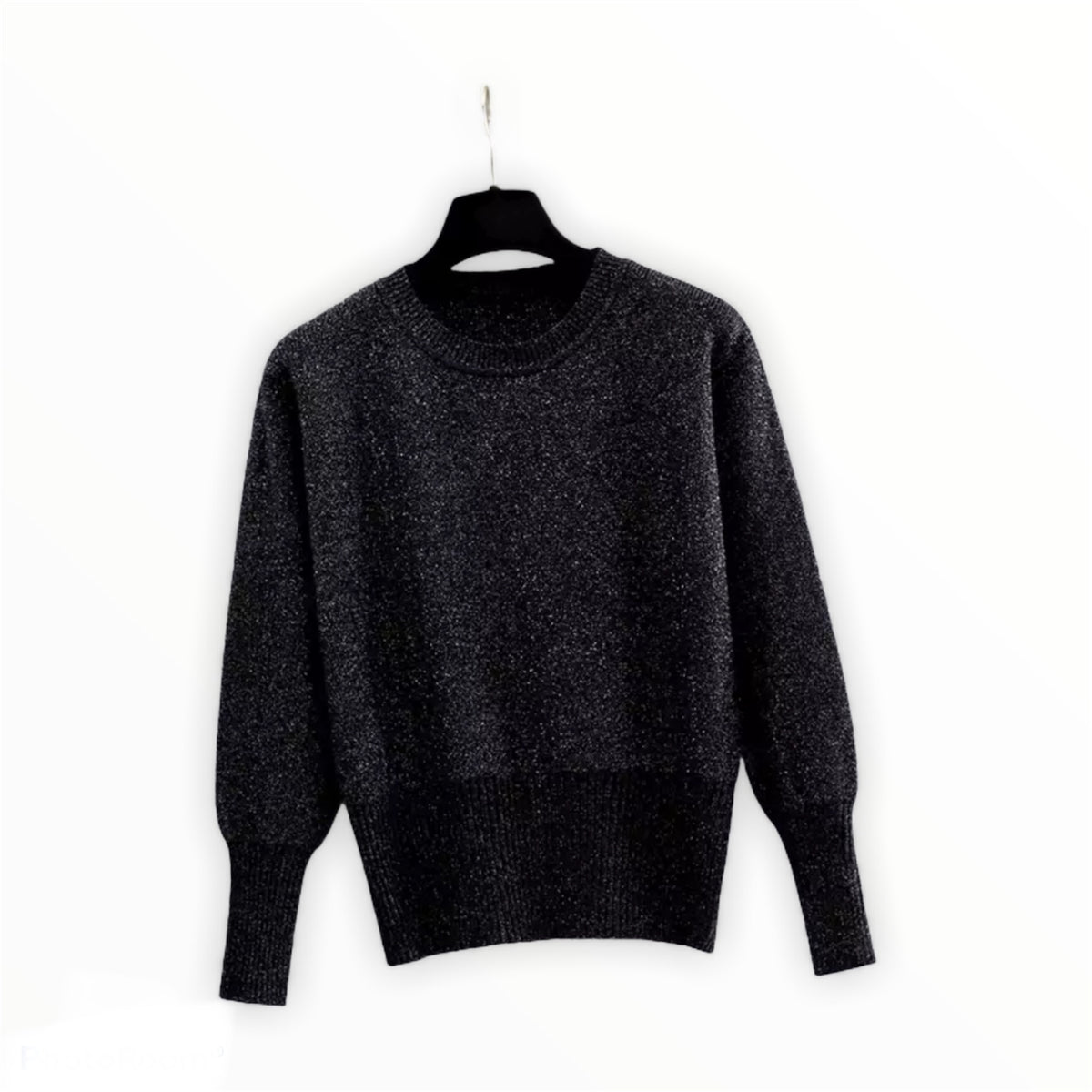 Metallic Lurex Knit