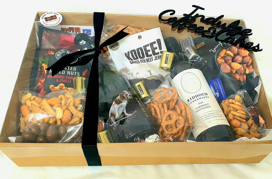 The Wine Grazing Box