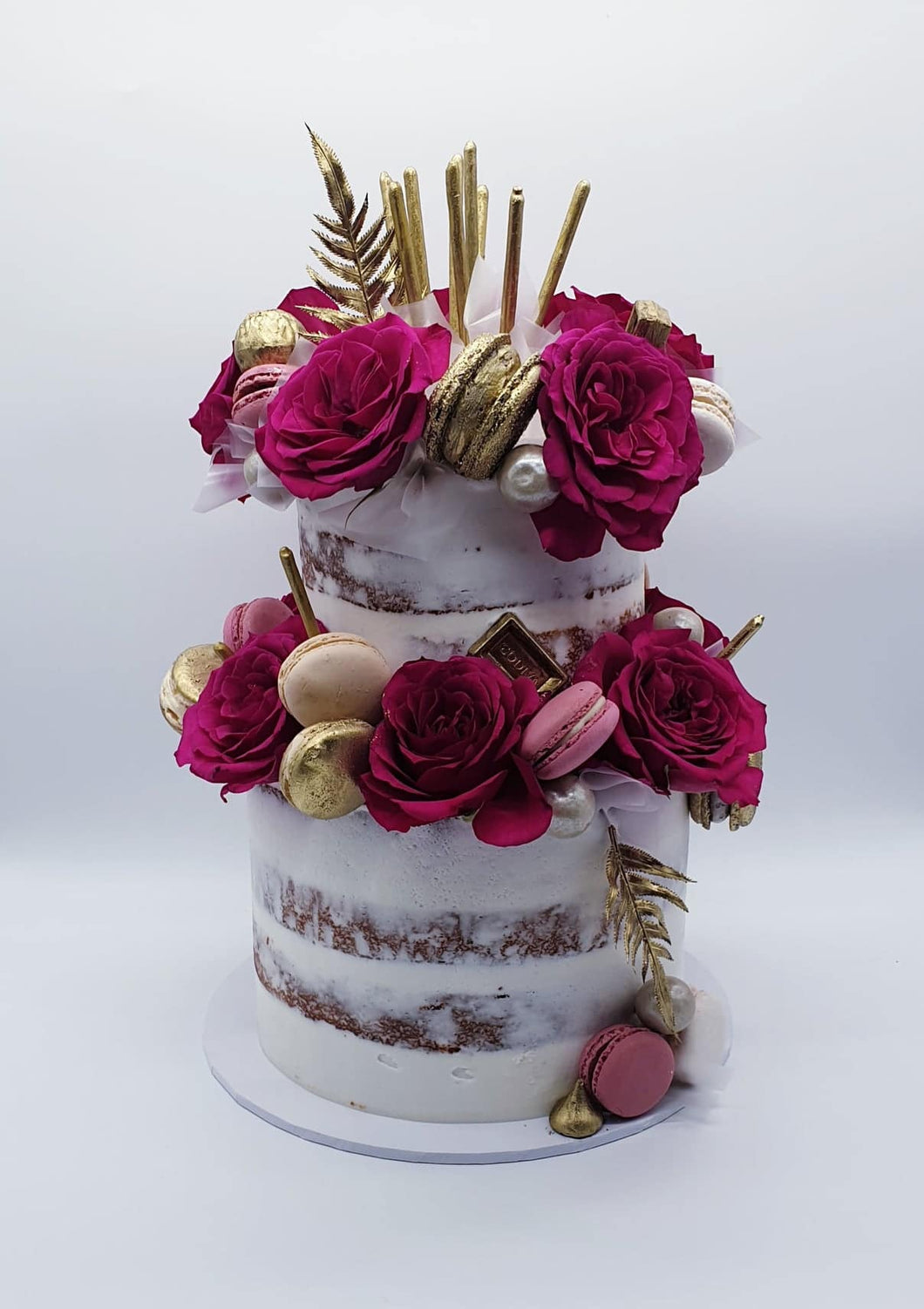2 Tiered Cakes