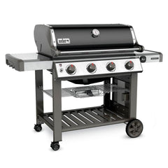 Weber Genesis II E-410 Freestanding Natural Gas Grill - Black