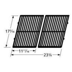 Porcelain Coated Cast Iron Rectangle Cooking Grid 69112