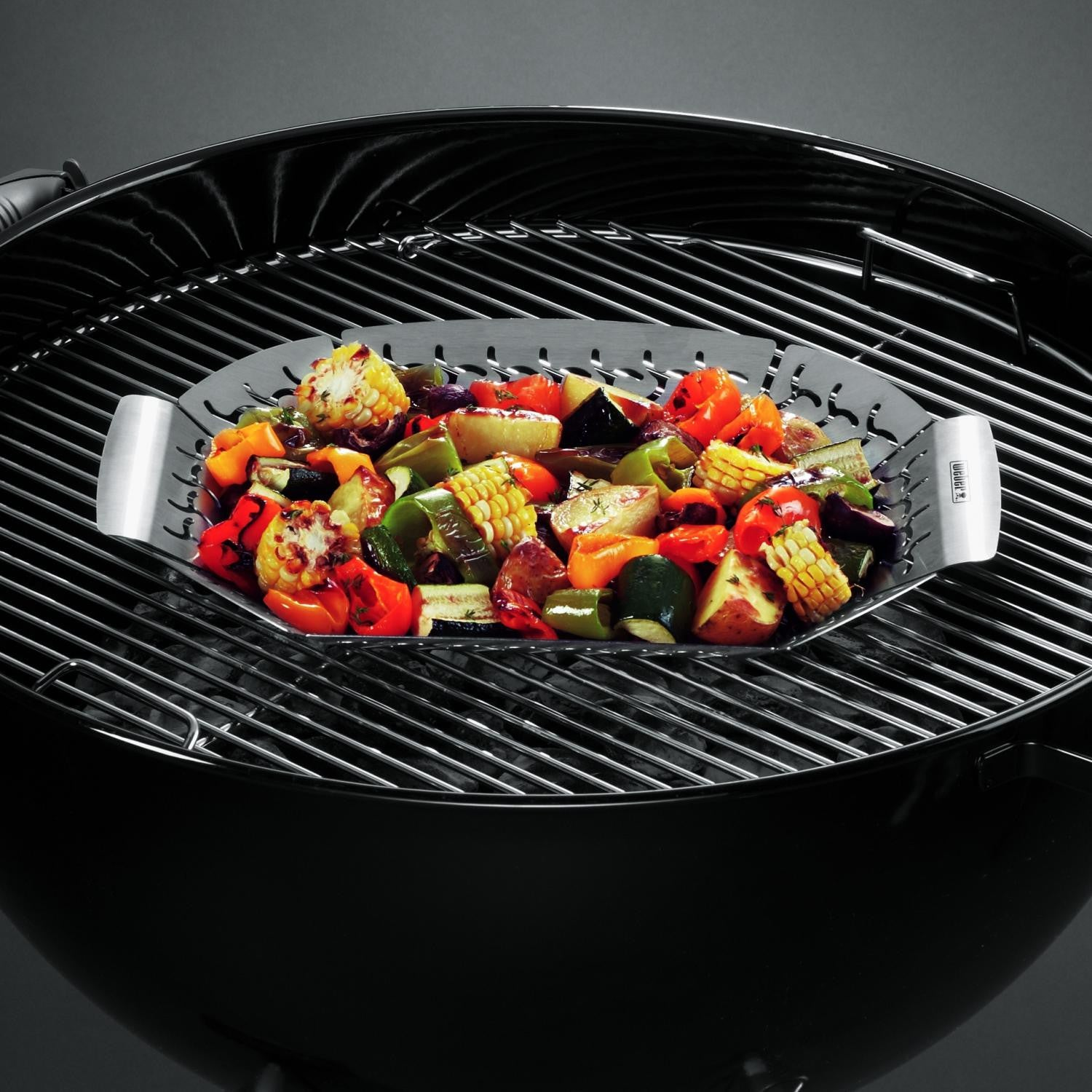 Weber 6678 Large Stainless Steel Grill Pan