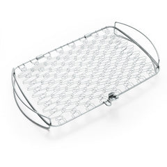 Weber 6471 Large Stainless Steel Grill Basket