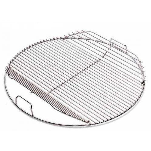 Weber 7436 Hinged Cooking Grate For 22-Inch Charcoal Grills