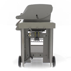 Weber Genesis II E-610 Freestanding Natural Gas Grill - Black