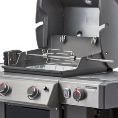 Weber 7652 Rotisserie Kit For Genesis II 2B & 3B Gas Grills
