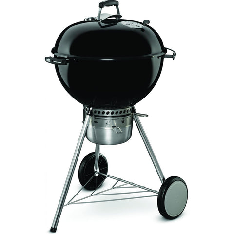 Weber Master Touch 22-Inch Charcoal Grill - Black