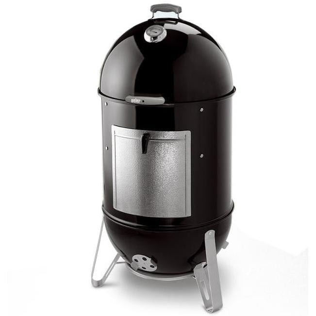Weber 22-Inch Smokey Mountain Cooker Charcoal Smoker