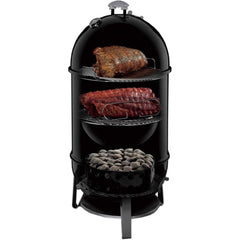 Weber 18-Inch Smokey Mountain Cooker Charcoal Smoker
