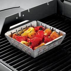 Weber 6434 stainless steel vegetable basket