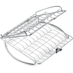 Weber 6486 Original Stainless Steel Meatball / Slider Grill Rack