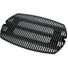 Weber 7646 Porcelain-Enamel Cast-Iron Cooking Grates For Q 300 & 3000 Series Gas Grills
