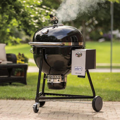 Weber Summit 24-Inch Charcoal BBQ Grill - Black