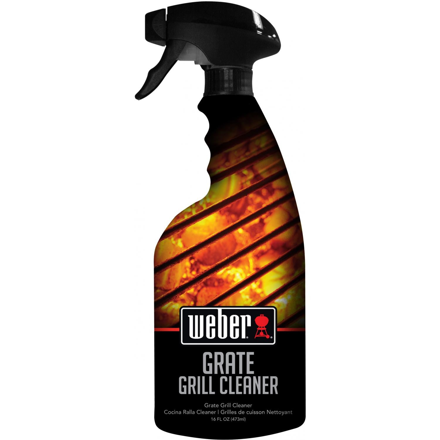 Weber Grate Grill Cleaner - 16 Oz.