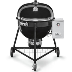 Weber Summit 24-Inch Charcoal Grill - Black