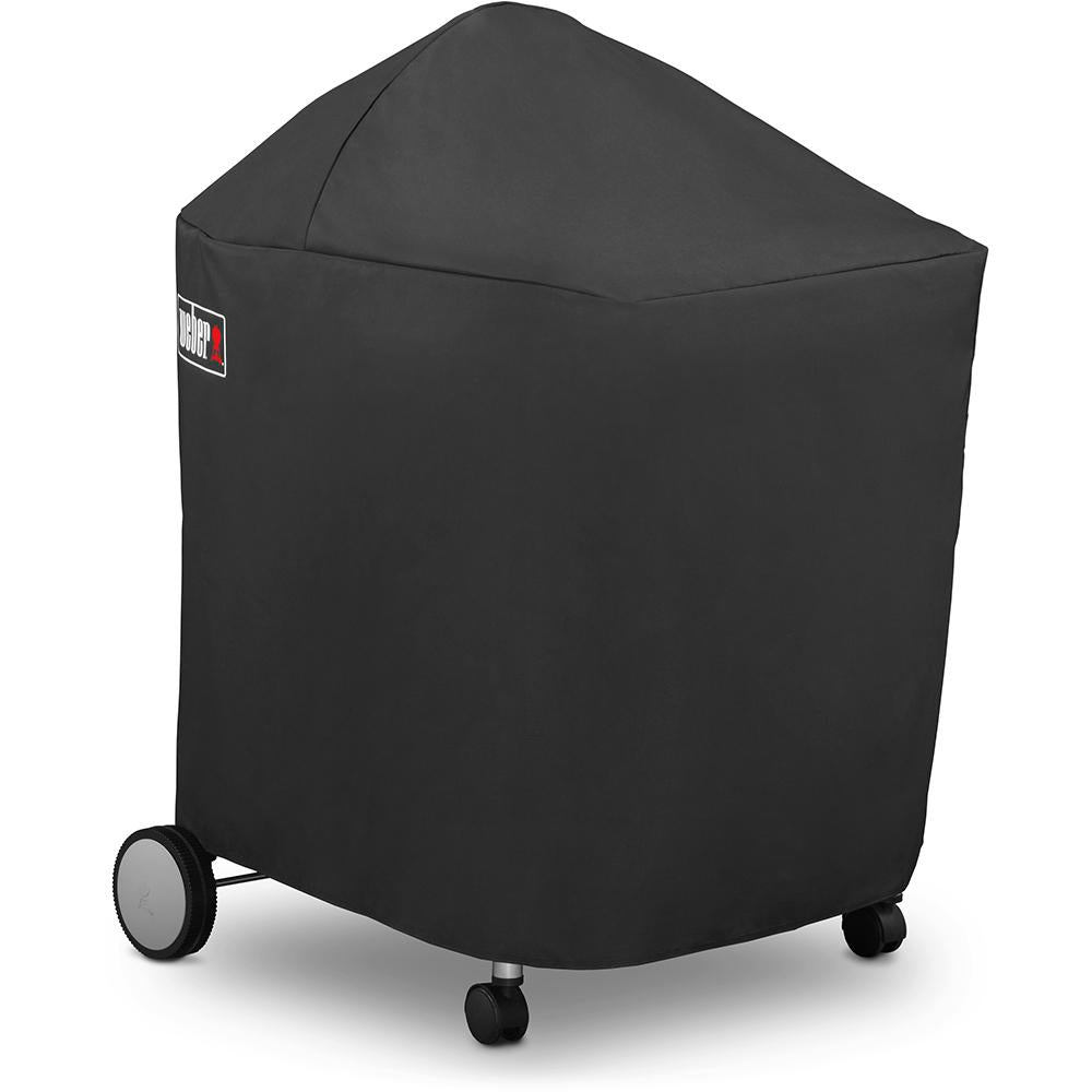 Weber 7151 Premium Grill Cover For Performer 22-Inch Charcoal Grills W/ Folding Table