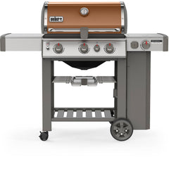 Weber Genesis II SE-330 Special Edition Propane Gas Grill - Copper