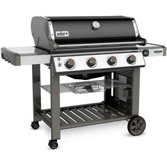 Weber Genesis II SE-410 Special Edition Freestanding Gas Grill - Black