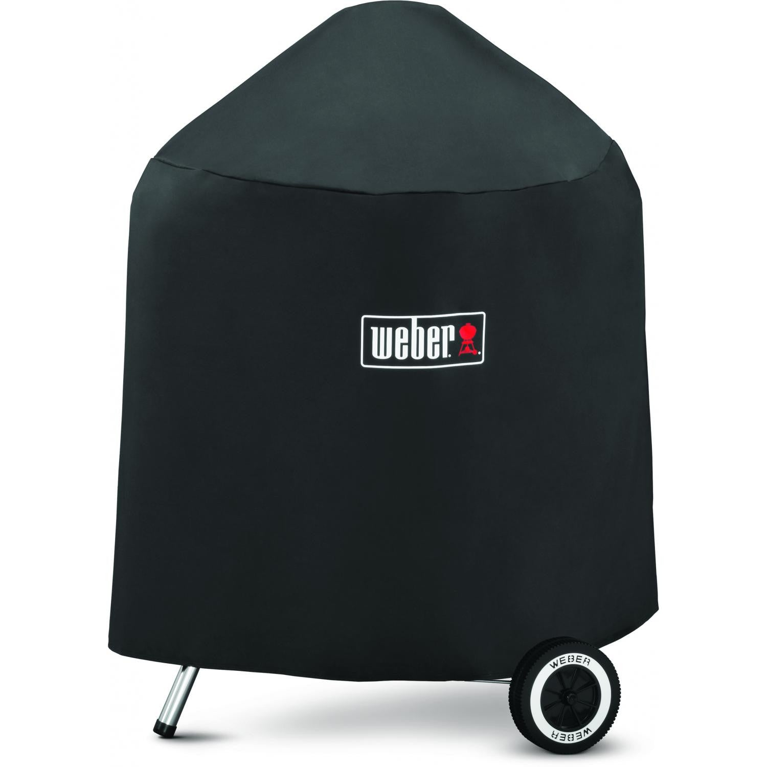 Weber 7148 Premium Grill Cover For 18 Inch Kettle Charcoal Grills