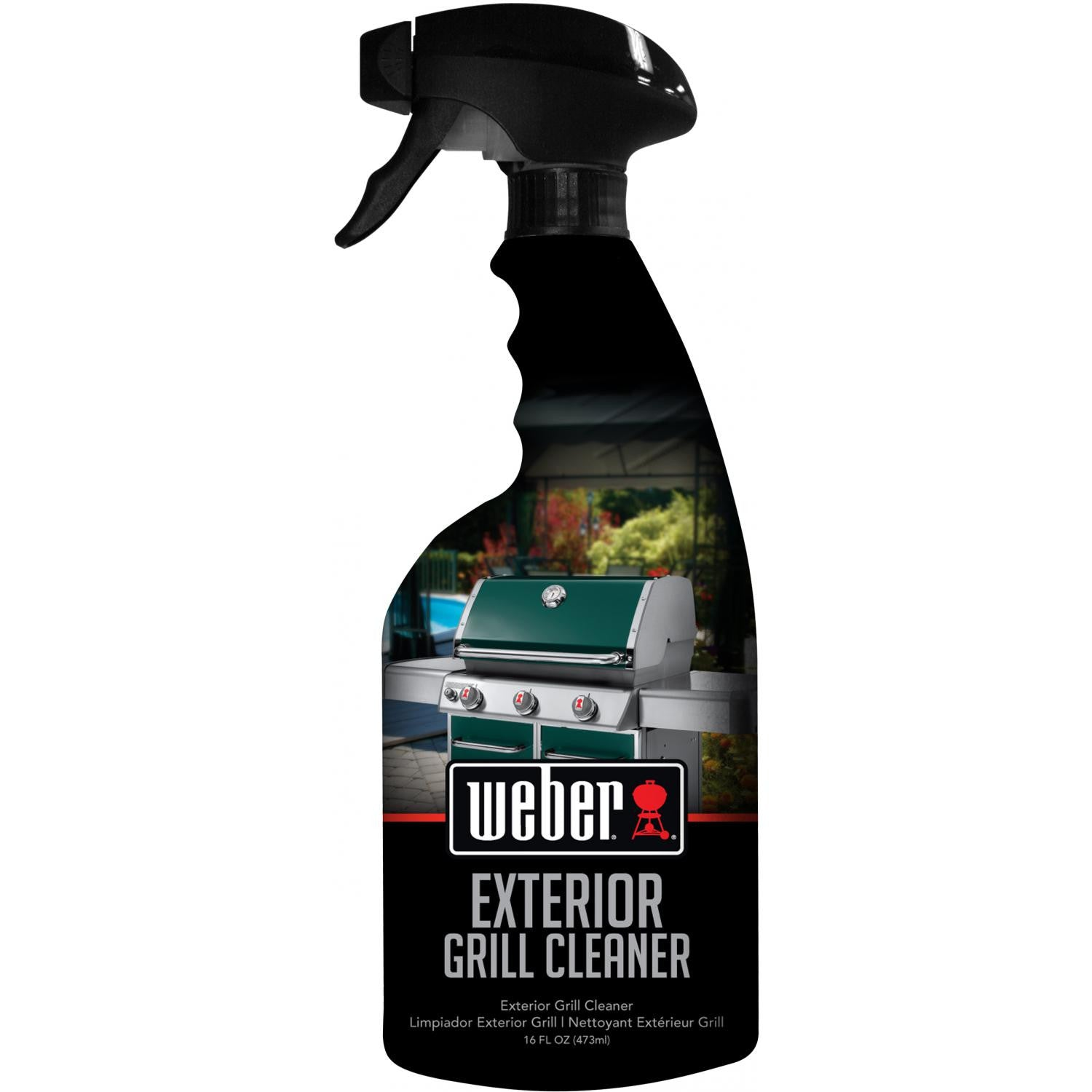 Weber Exterior Grill Cleaner - 16 Oz.