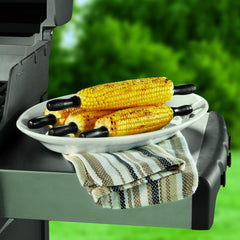 Weber 6489 Nylon Corn Holders With Clear Plastic Case - 8-Pieces